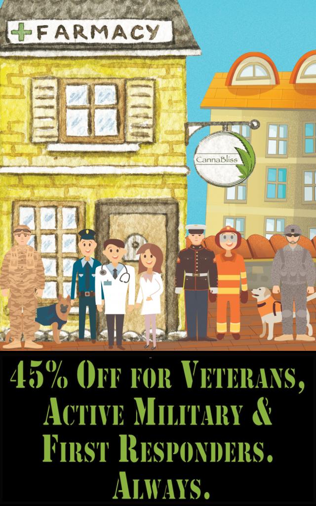 Spectrum Veteran Discount