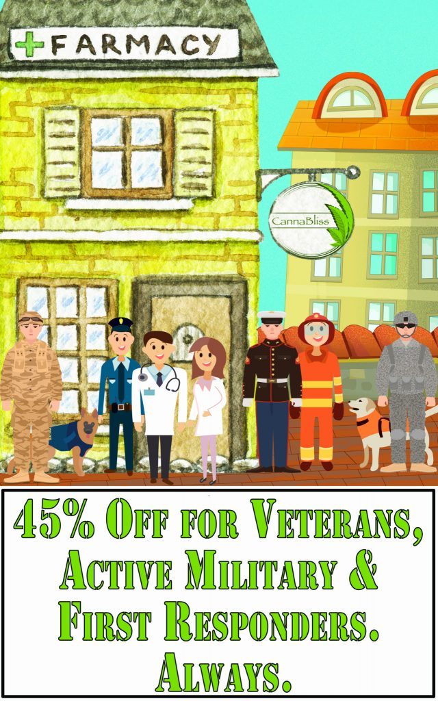 Veteran's DiscountBIG