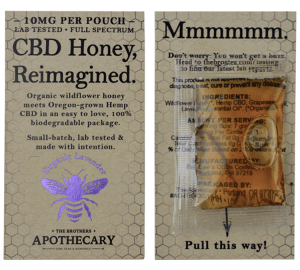 CBD-honey