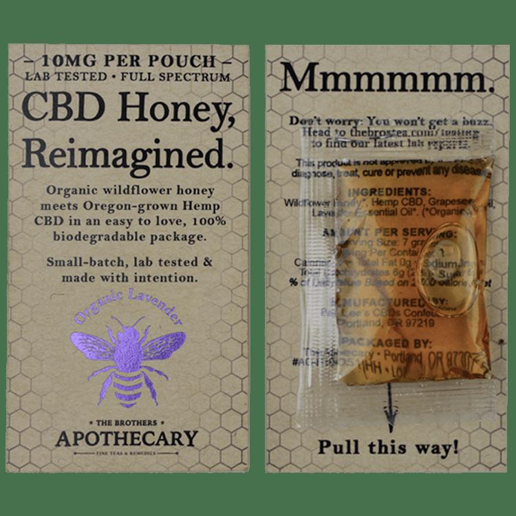 CBD-honey