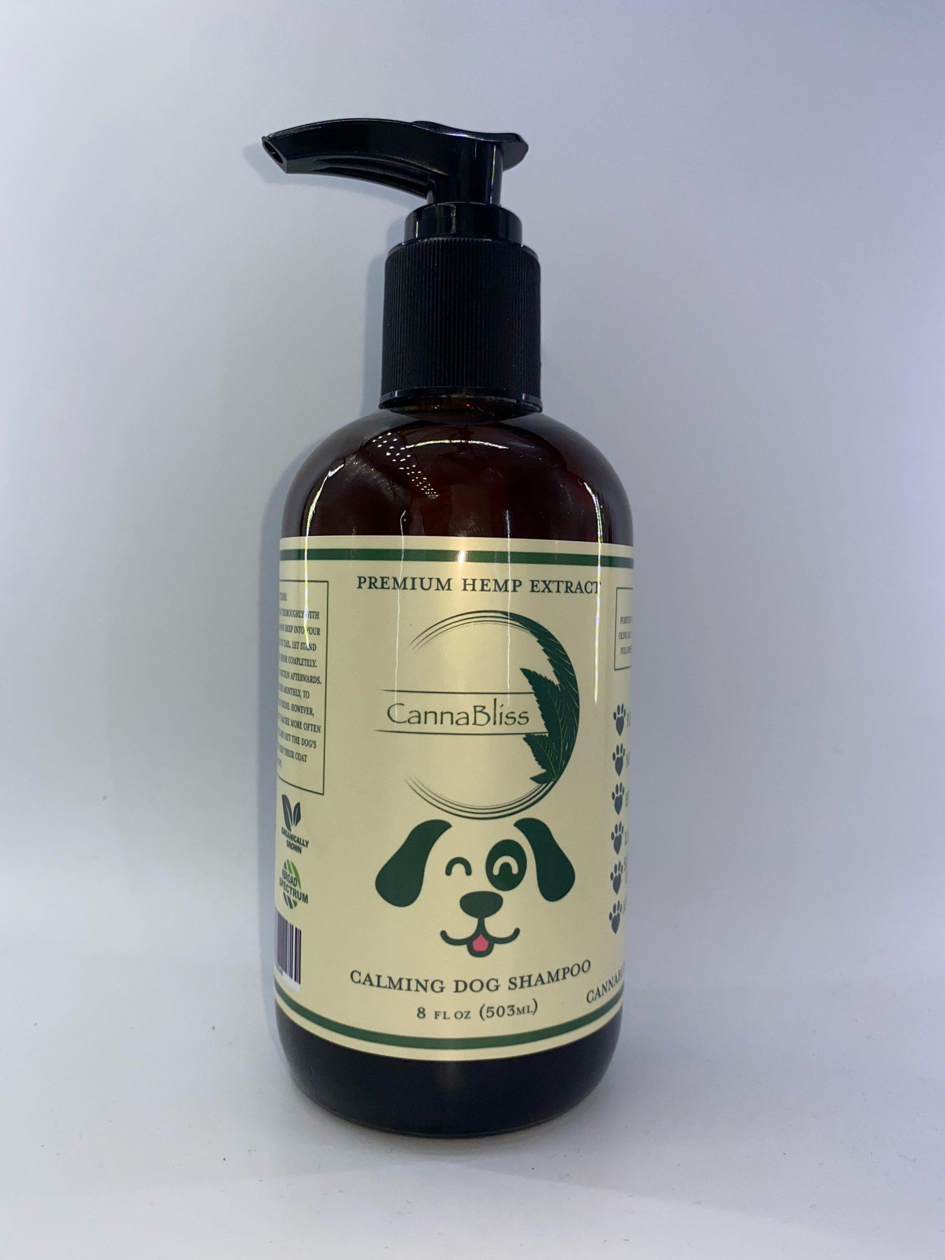 Calming Dog Shampoo